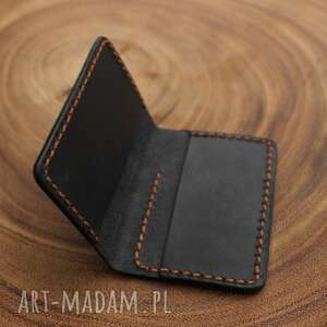 unikatowe portfele portfel ręcznie wykonany na karty