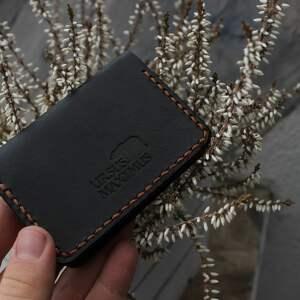skóra portfele ręcznie wykonany portfel na karty