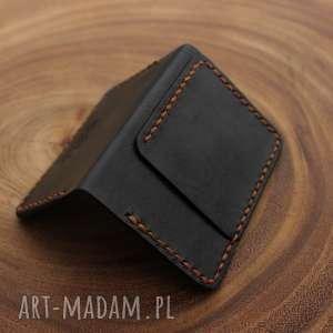 unikatowe portfele skóra ręcznie wykonany portfel na karty