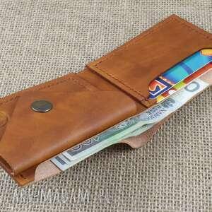 frapujące portfel skórzany