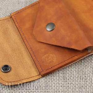portfel portfele czarne skórzany
