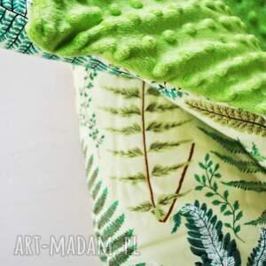 zielone pościele pościel kołderka, kocyk dla dziecka