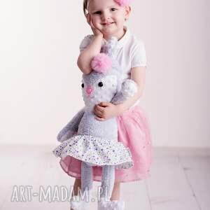 pomysł-na-prezent przytulanka dziecięca królik