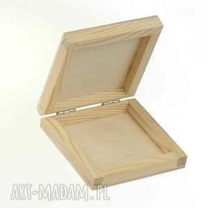 pudełka pudełko do wisiorów dopłata - drewniane