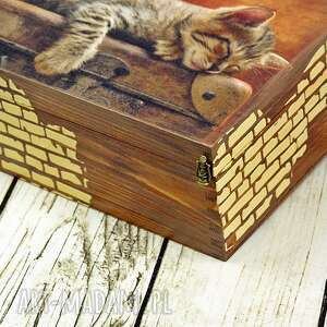 drewniana pudełka drewniane pudełko/szkatułka