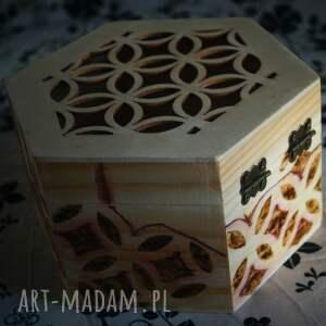 nietuzinkowe pudełka steampunk kaczka dziwaczka - drewniane