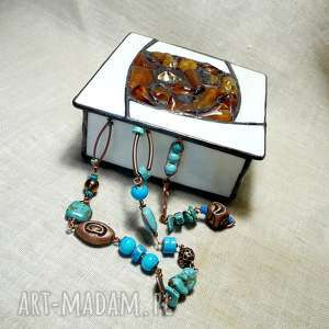 pudełka babcia prezent luksusowy, szkatułka hand