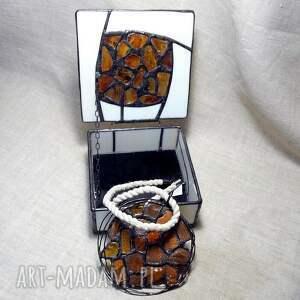 babcia pudełka prezent luksusowy, szkatułka hand