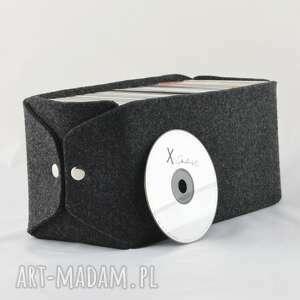 pudełka pudełko filcowe do przechowywania płyt cd