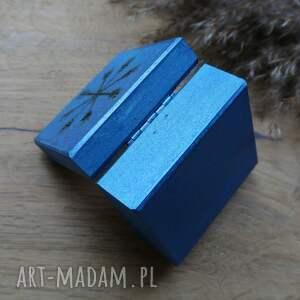 pudełka drewniane ręcznie malowane pudełko