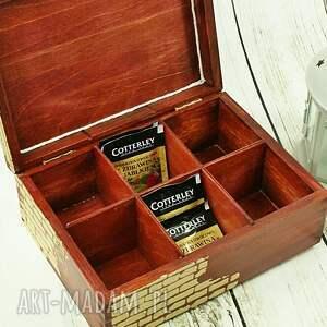 nietuzinkowe pudełka szkatułka różana