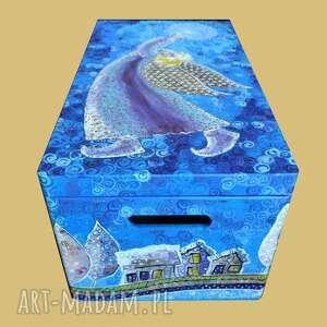 unikatowe pudełka pudełko skrzynia (zamówienie pani