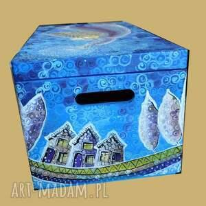 skrzynia pudełka (zamówienie pani