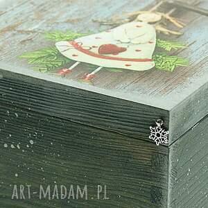 Shiraja upominki świąteczne drewniane