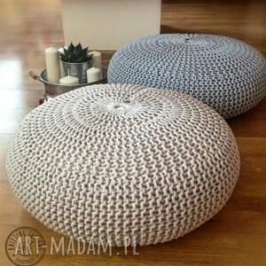 siedzisko poducha - pufa lotos