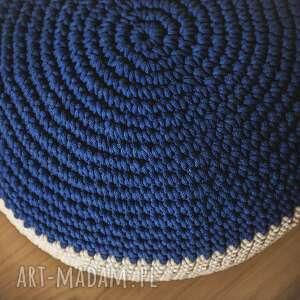 wyjątkowe pufy sznurek puf - siedzisko