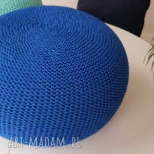 puf pufa scandi 30x50cm - chabrowa