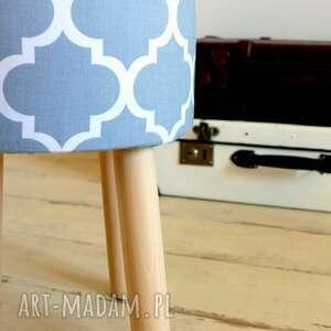 krzesło pufy stołek fjerne m ( szara koniczyna )