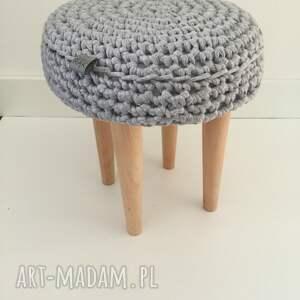 frapujące pufy stołek grzybek