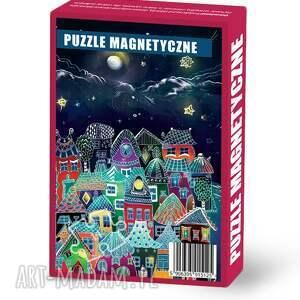 unikalne nietuzinkowe baśniowa noc - puzzle