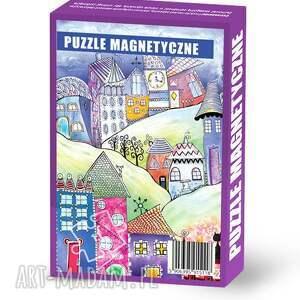 frapujące puzzle baśniowe wzgórza