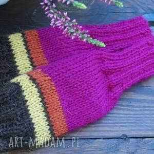 unikatowe rękawiczki bezpalczatki #5