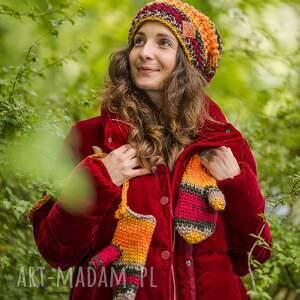 modne rękawiczki jesień
