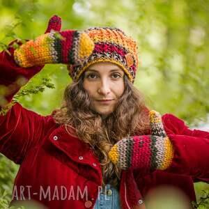 rękawiczki na zime jesień