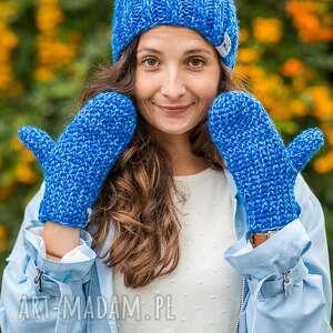 rękawiczki: Love Snow - ciepłe