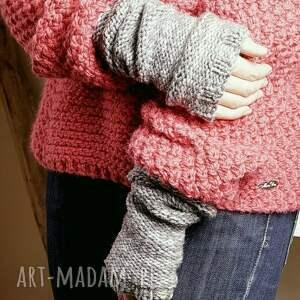rękawiczki melanżowe rękawki