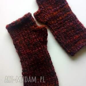 dodatki rękawiczki mitenki