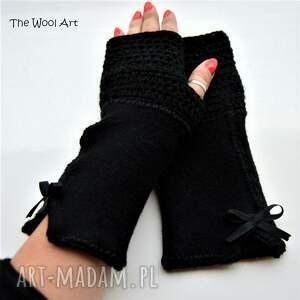ciekawe rękawiczki mitenki