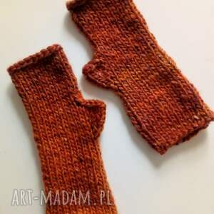 hand made rękawiczki mitenki