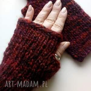 rękawiczki dodatki mitenki