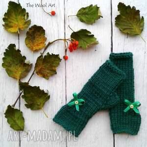 eleganckie rękawiczki dodatki mitenki