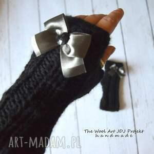 unikatowe rękawiczki mitenki
