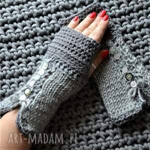 rękawiczki mitenki - zamówienie