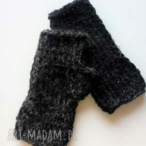 rękawiczki nadrutach mitenki, ocieplacze na dłonie, modny i wygodny