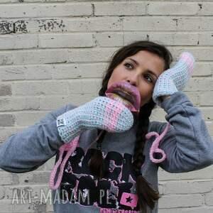 rękawiczki zima mode 2