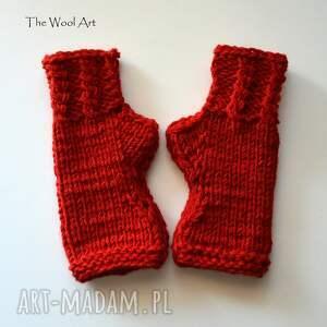 rękawiczki walentynkowe