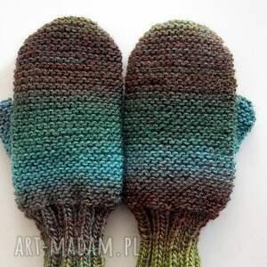 eleganckie rękawiczki wełnane