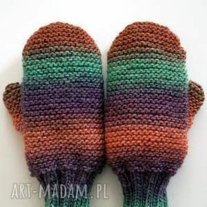 oryginalne rękawiczki wełniane