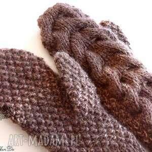 gustowne rękawiczki z jednym palcem #1