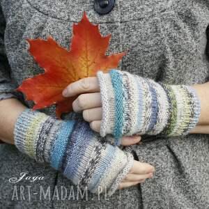 rękawiczki mitenki zamówienie pani magdy