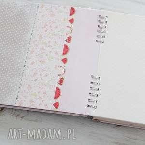 handmade scrapbooking albumy album dla dziewczynki - chrzest