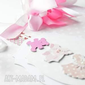 różowe scrapbooking albumy album dla dziewczynki