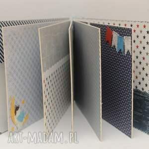 hand-made scrapbooking albumy album dla dziecka