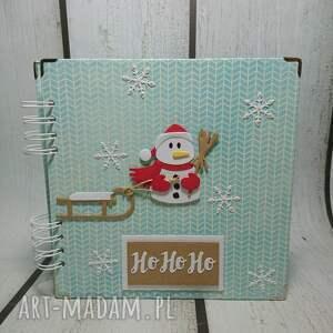 upominki święta boże narodzenie album - hohoho let it snow