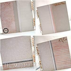 białe scrapbooking albumy komunia album komunijny/25x25cm