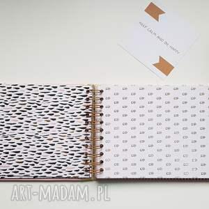 Iride Handmade scrapbooking albumy prezent